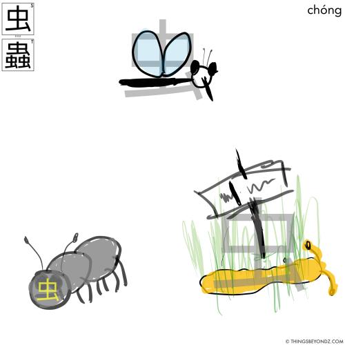 hanzi-trad-chong2-insect
