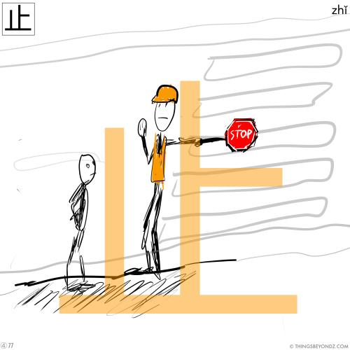 kangxi-radical-4-77-zhi3-stop