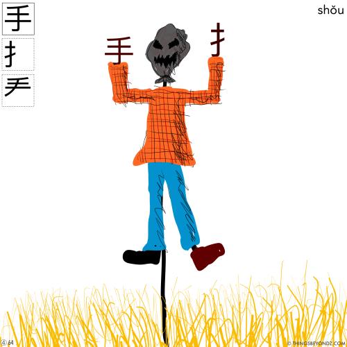kangxi-radical-4-64-shou3-hand