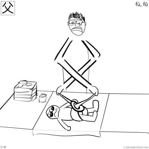 kangxi-radical-4-88-fu4-father