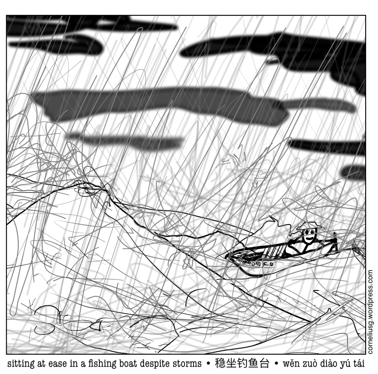 sitting-at-ease-in-a-fishing-boat-during-storms
