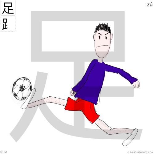 kangxi-radical-7-157-zu2-foot